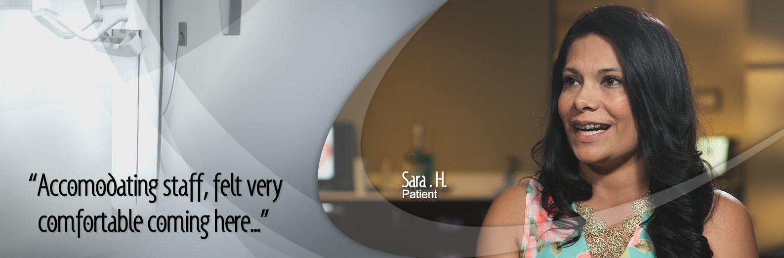 Sara. H. Patient